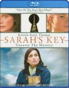 Sarahs Key Blu-ray
