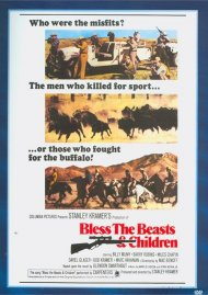 Bless The Beasts And The Children Movie