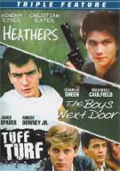 Heathers / The Boys Next Door / Tuff Turf (Triple Feature) Movie