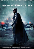 Dark Knight Rises, The (DVD + UltraViolet) Movie
