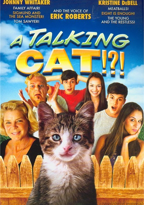 Talking Cat, A Movie