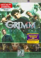 Grimm: Season Two (DVD + UltraViolet) Movie