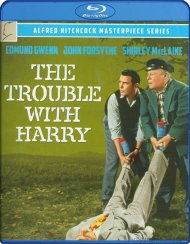 Trouble With Harry, The Blu-ray