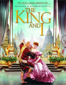 King And I, The (Blu-ray + DVD + UltraViolet) Blu-ray
