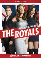 Royals, The: The Complete First & Second Season (DVD + UltraViolet) Movie