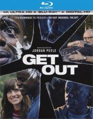 Get Out (4K Ultra HD + Blu-ray + Digital HD) Blu-ray