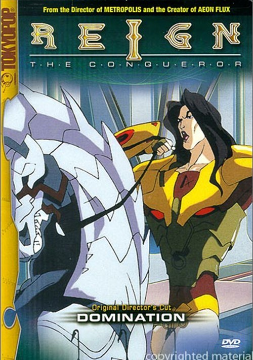 Reign: The Conqueror - Volume 3 - Domination Movie