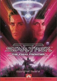 Star Trek V: The Final Frontier Movie