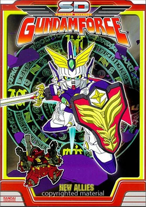SD Gundam : New Allies Movie