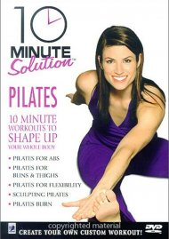 10 Minute Solution: Pilates Movie