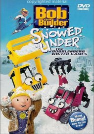 Bob The Builder: Snowed Under - The Bobblesberg Winter Games Movie