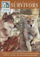 Wildlife Survivors: El Lobo: The Song Of The Wolf / Coyote: Americas Top Dog Movie