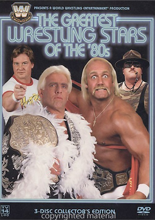 WWE: Greatest Wrestling Stars Of The 80s Movie