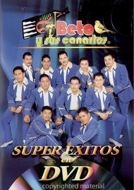 Beto Y Sus Canarios: Super Exitos En DVD Movie