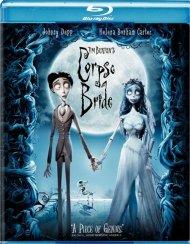 Tim Burtons Corpse Bride Blu-ray