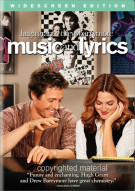 Music And Lyrics (Widescreen) Movie
