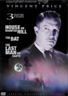 House On Haunted Hill / The Bat / The Last Man On Earth Movie