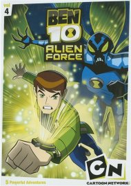 Ben 10: Alien  - Volume Four Movie