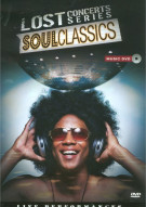 Lost Concert Series: Soul Classics Movie