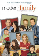 Modern Family: The Complete First Season Movie