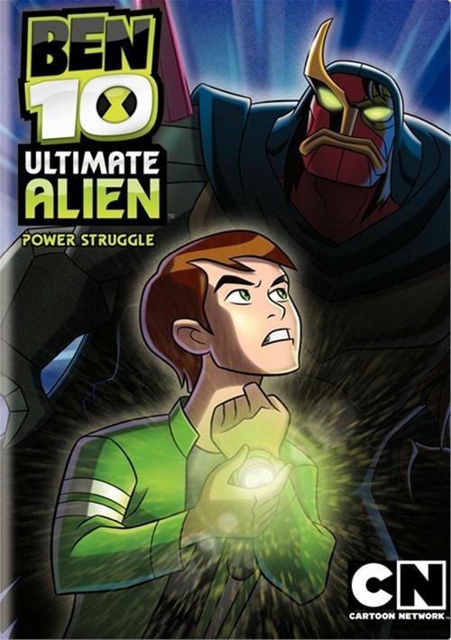 Ben 10: Ultimate Alien - Power Struggle Movie