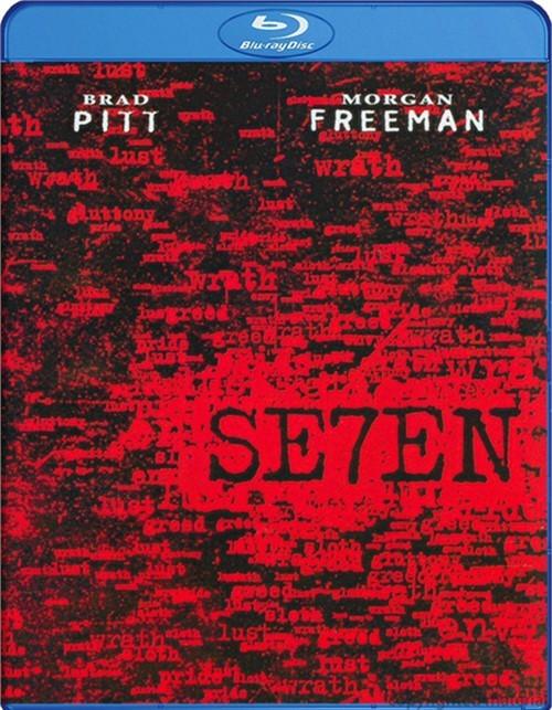 Seven Blu-ray