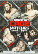 WWE: The Greatest Cage Matches Of All Time Movie