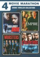 4 Movie Marathon: Crime Thriller Collection Movie