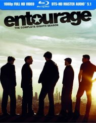 Entourage: The Complete Eighth Season Blu-ray