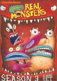 Aaahh!!! Real Monsters: Season Three Movie