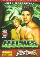 Leeches! / Speed Demon (Double Feature) Movie