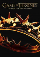Game Of Thrones: The Complete Second Season Movie