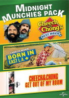 Midnight Munchies Collection (Cheech And Chongs Next Movie / Born In East L.A. / Cheech & Chong Get Out Of My Room) Movie