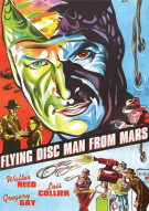 Flying Disc Man From Mars Movie