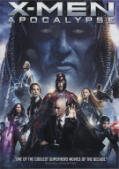 X-Men: Apocalypse (DVD + UltraViolet) Movie