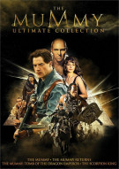 Mummy Ultimate Collection, The Movie