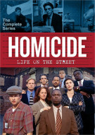 Homicide: Life On The Street - The Complete Series Movie