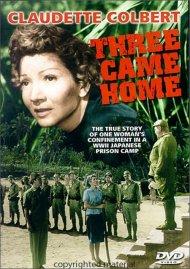 Three Came Home (Alpha) Movie
