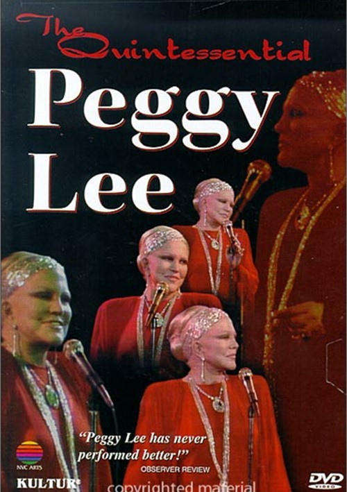 Quintessential Peggy Lee, The Movie