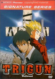 Trigun 3: Wolfwood - Signature Series Movie