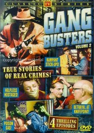 Gang Busters: Volume 2 Movie