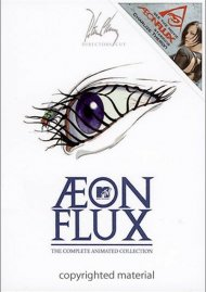 Aeon Flux: The Complete Animated Collection Movie