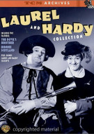 TCM Archives: Laurel and Hardy Collection Movie