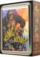 King Kong Collection Tin (3 Pack) Movie