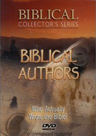 Biblical Collectors Series: Biblical Authors Movie