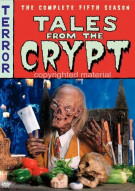 Tales From The Crypt: The Complete Fifth Season Movie