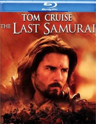 Last Samurai, The Blu-ray
