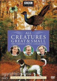 All Creatures Great & Small: The Complete Series 2 Collection Movie