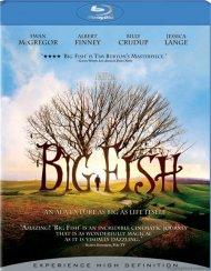 Big Fish Blu-ray