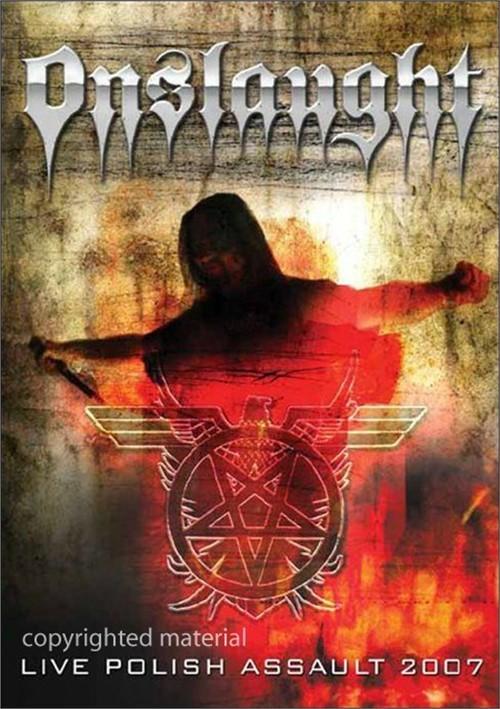 Onslaught: Live Polish Assault 2007 Movie
